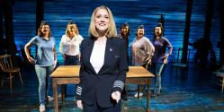 Photo credit: Come From Away cast (Photo courtesy of Come From Away)