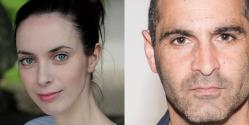 Photo credit: Kate O'Flynn and Zubin Varla (Photos courtesy of Hampstead Theatre)