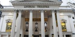 One of London's largest theatres, the Lyceum