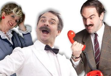 Photo credit: Faulty Towers The Dining Experience (Photo courtesy of ANR PR)