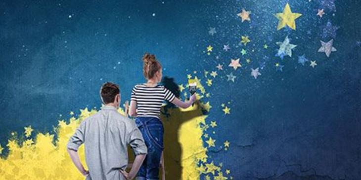 Photo credit: Anything is Possible if You Think About It Hard Enough (Photo courtesy of Southwark Playhouse)