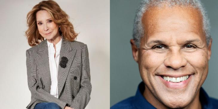 Photo credit: Felicity Kendal and Gary Wilmot (Photos courtesy of United Agents and Curtis Brown)
