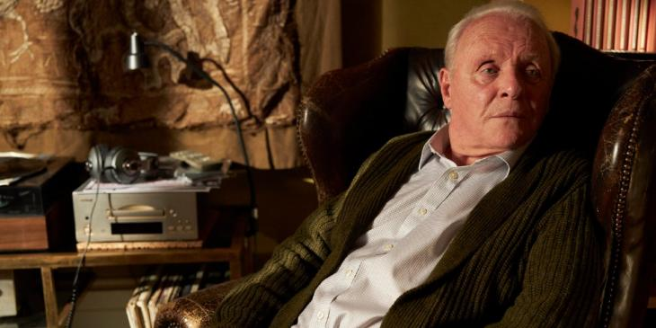 Photo credit: Anthony Hopkins in The Father (Photo by Sean Gleason)
