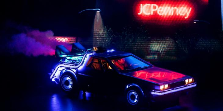 Back to the Future The Musical (Photo by Sean Ebsworth Barnes)