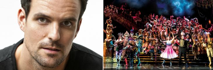 Ben Lewis will be the new Phantom of the Opera