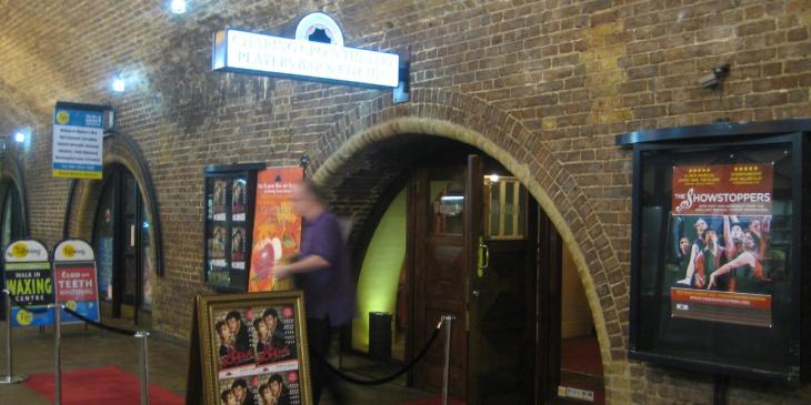 Photo credit: Charing Cross Theatre (Photo by Andy Roberts on Flickr under CC 2.0)