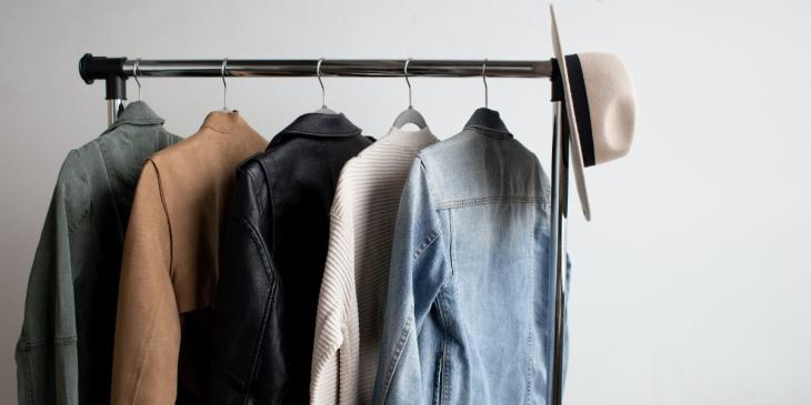 Photo credit: Clothes at the theatre (Photo by Amanda Vick on Unsplash)