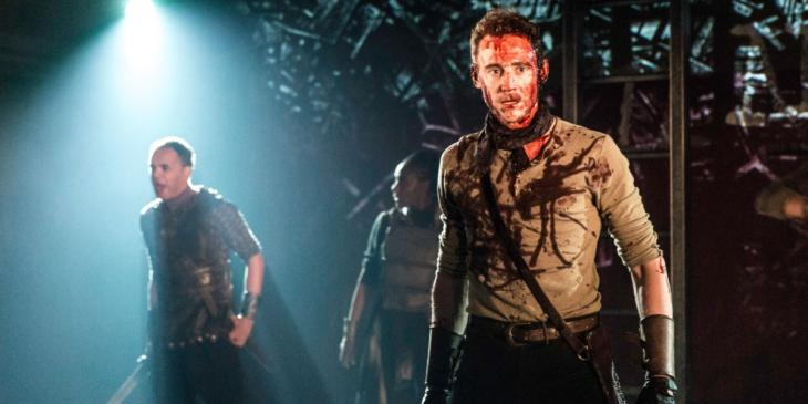 Coriolanus starring Tom Hiddleston stream