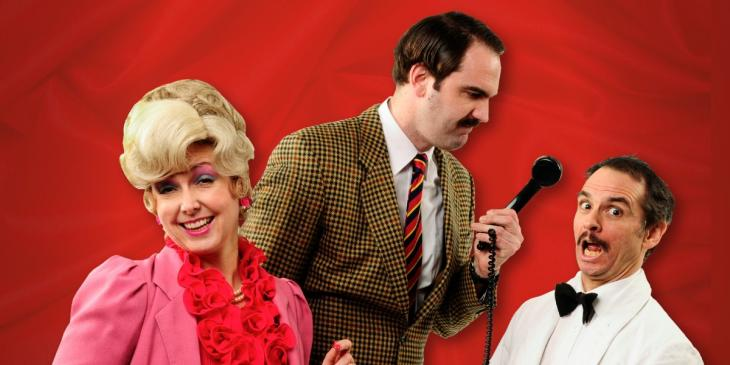 Photo credit: Faulty Towers cast (Photo courtesy of ANR PR)