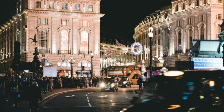 Photo credit: West End at night (Photo by Arthur Ospiyan on Unsplash)
