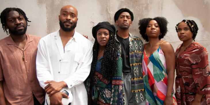 Photo credit: Get Up, Stand Up! The Bob Marley Musical cast (Photo courtesy of Get Up, Stand Up! The Bob Marley Musical)
