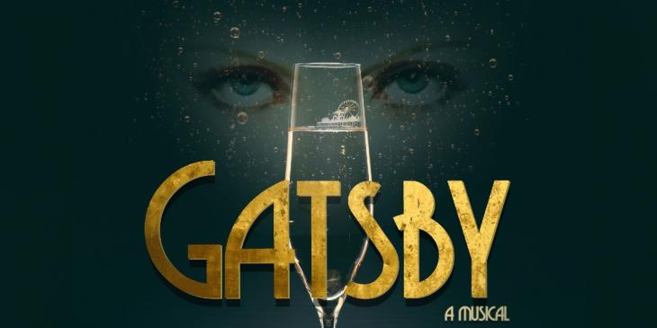 Photo credit: Gatsby: A Musical artwork (Photo by Justin Williams Design)