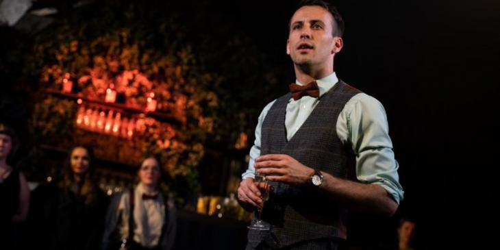The Great Gatsby West End October 2020