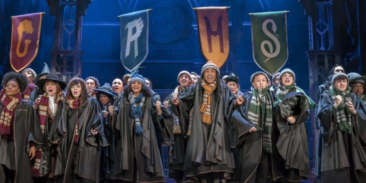 Photo credit: Harry Potter and the Cursed Child (Photo by Johan Persson)