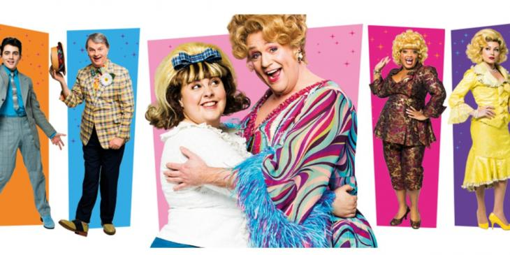 Photo credit: Hairspray Cast (Artwork courtesy of Hairspray)