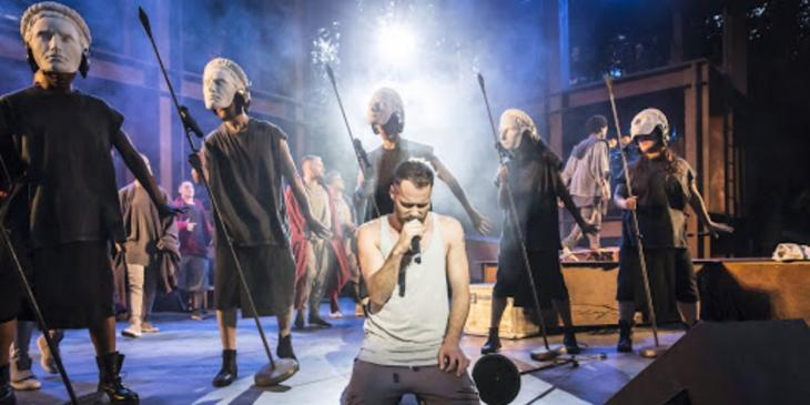 Jesus Christ Superstar at the Open Air Theatre