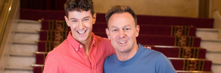 Jac Yarrow And Jason Donovan To Return To Joseph And The Amazing