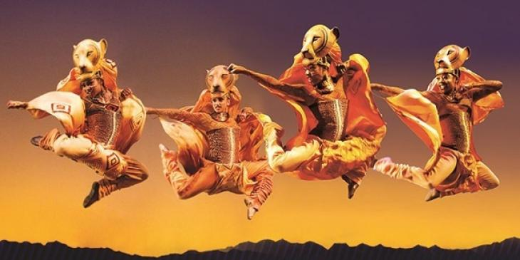 Photo credit: The Lion King (Photo by Johan Persson)