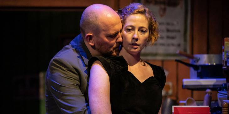 Photo credit: The Beauty Queen of Leenane (Photo by Helen Maybanks)