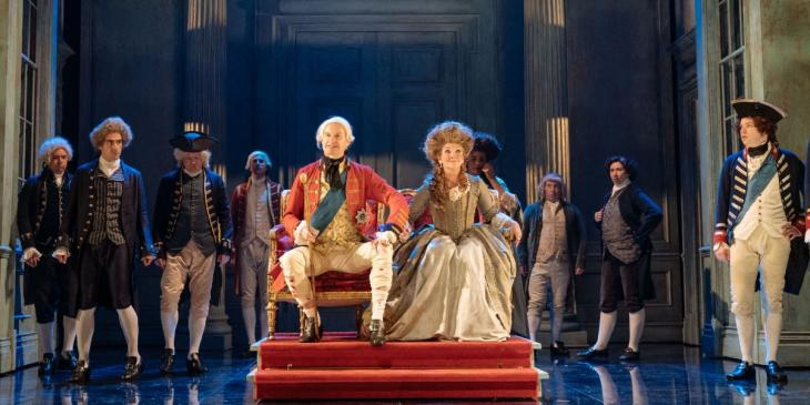 The Madness of George III at Nottingham Playhouse to be streamed ...