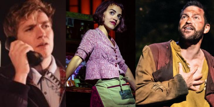Photo credit: Cruise, Amelie and Les Miserables (Photos by Jack Hextall, Johan Persson and Pamela Raith)