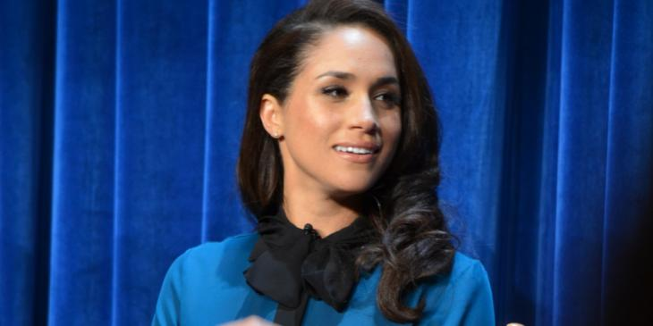 Photo credit: Meghan Markle (Photo by Genevive on Flickr under CC 2.0)