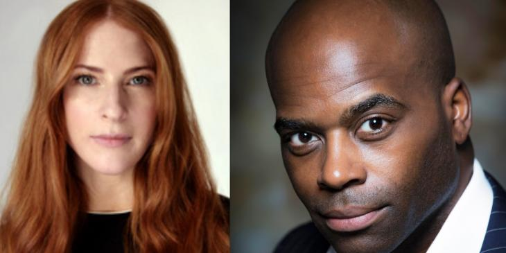 Photo credit: Cedric Neal and Rosalie Craig (Photos by Gaz Sherwood and courtesy of ANR-PR respectively)