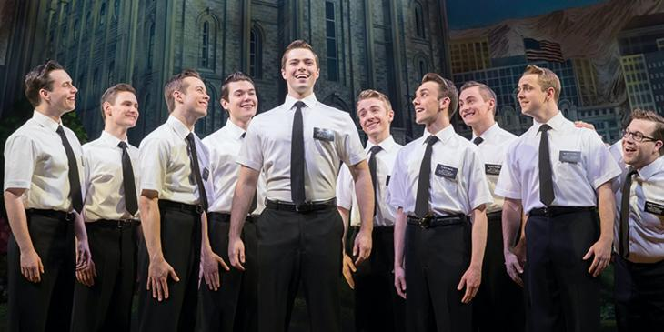 The London company of The Book of Mormon