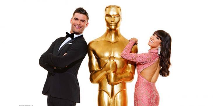 Photo credit: Aljaz and Janette (Photo courtesy of Remembering the Oscars)