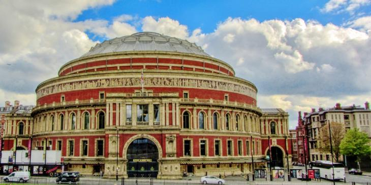 Photo credit: Royal Albert Hall (Photo by Roman Hobler on Flickr under CC 2.0)