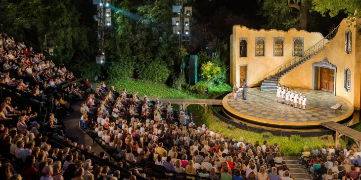 The Sound of Music at Regent's Park Open Air Theatre