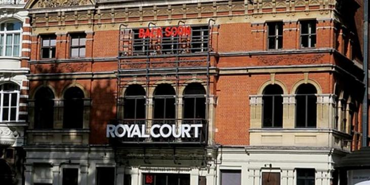 Royal Court Theatre reopening