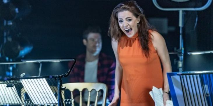 Photo credit: Rachel Tucker in Songs for a New World (Photo by Marc Brenner)