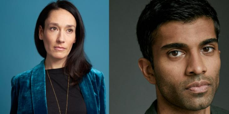 Photo credit: Sian Clifford and Nikesh Patel (Photos courtesy of Kevin Wilson PR)