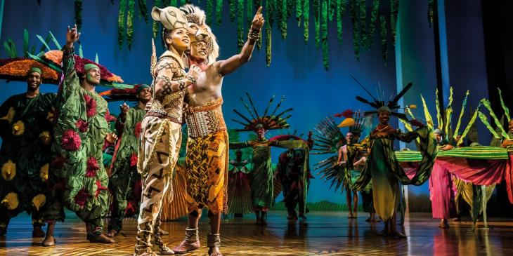 Photo credit: The Lion King (Photo courtesy of Disney Theatricals)
