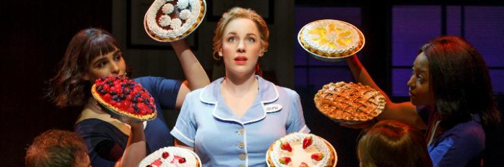 Waitress the musical is coming to the West End