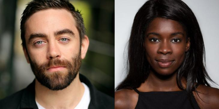 Photo credit: James Corrigan and Faith Omole (Photos by Faye Thomas and Dom Graham-Hyde respectively)
