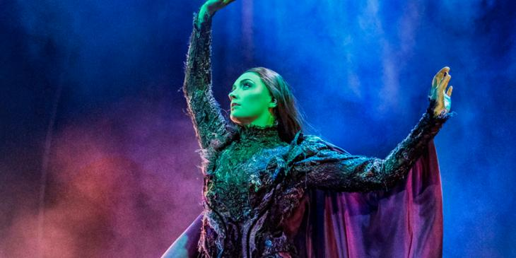 Wicked production images