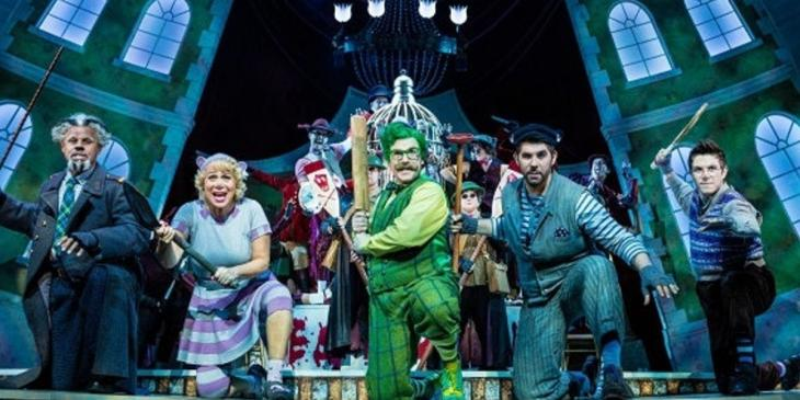 Photo credit: Cast of The Wind in the Willows (Photo by The Wind in the Willows)