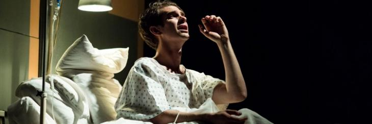 Angels in America (Photo Helen Maybanks)