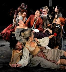 Review Of The Beggar S Opera At The Open Air Theatre