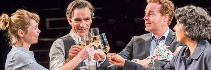 Review of Consent by Nina Raine at the National Theatre