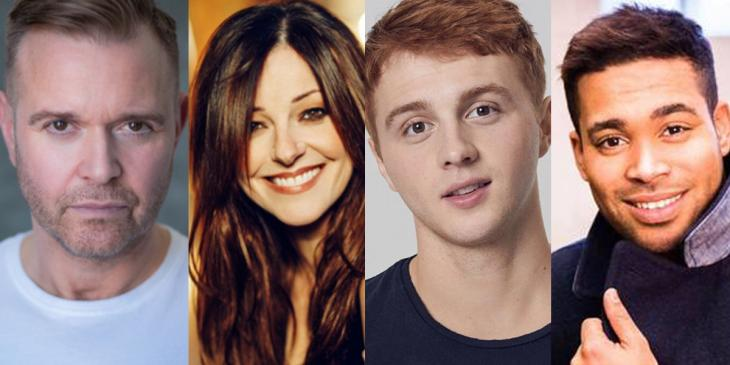 Darren Day, Ruthie Henshall, Sam Tutty and Danyl Johnson set to star in Godspell concert