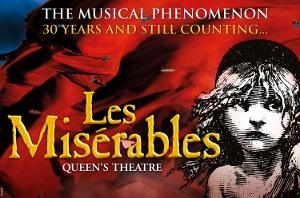 Les Miserables Review From 1994 Londontheatre Co Uk