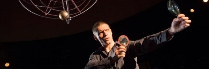Review of Life of Galileo by Bertolt Brecht at the Young Vic Theatre
