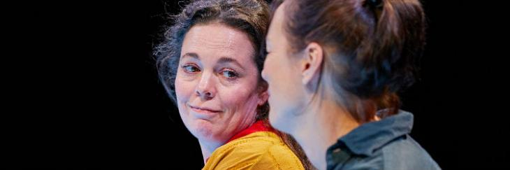 Olivia Colman and Olivia Williams in Mosquitoes