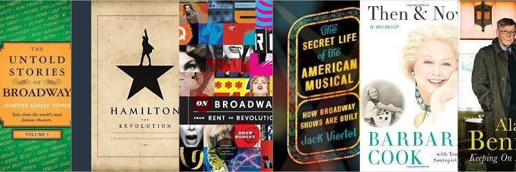Top 10 Theatre Books