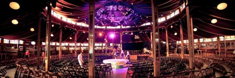 The Spiegeltent Leicester Square