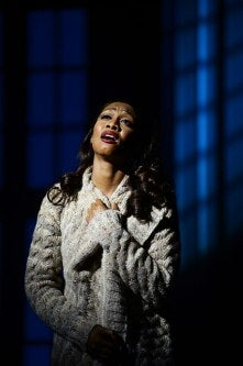 The Bodyguard Beverley Knight 2016