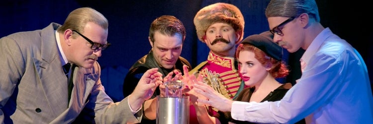 The Comedy About a Bank Robbery extends in London's West End